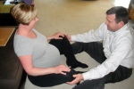 Childbirth Class exercises